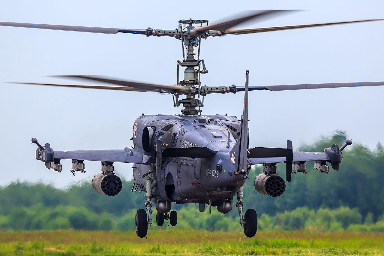 Helicopters Kamov Ka