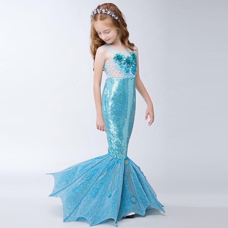 ariel wedding dress costume