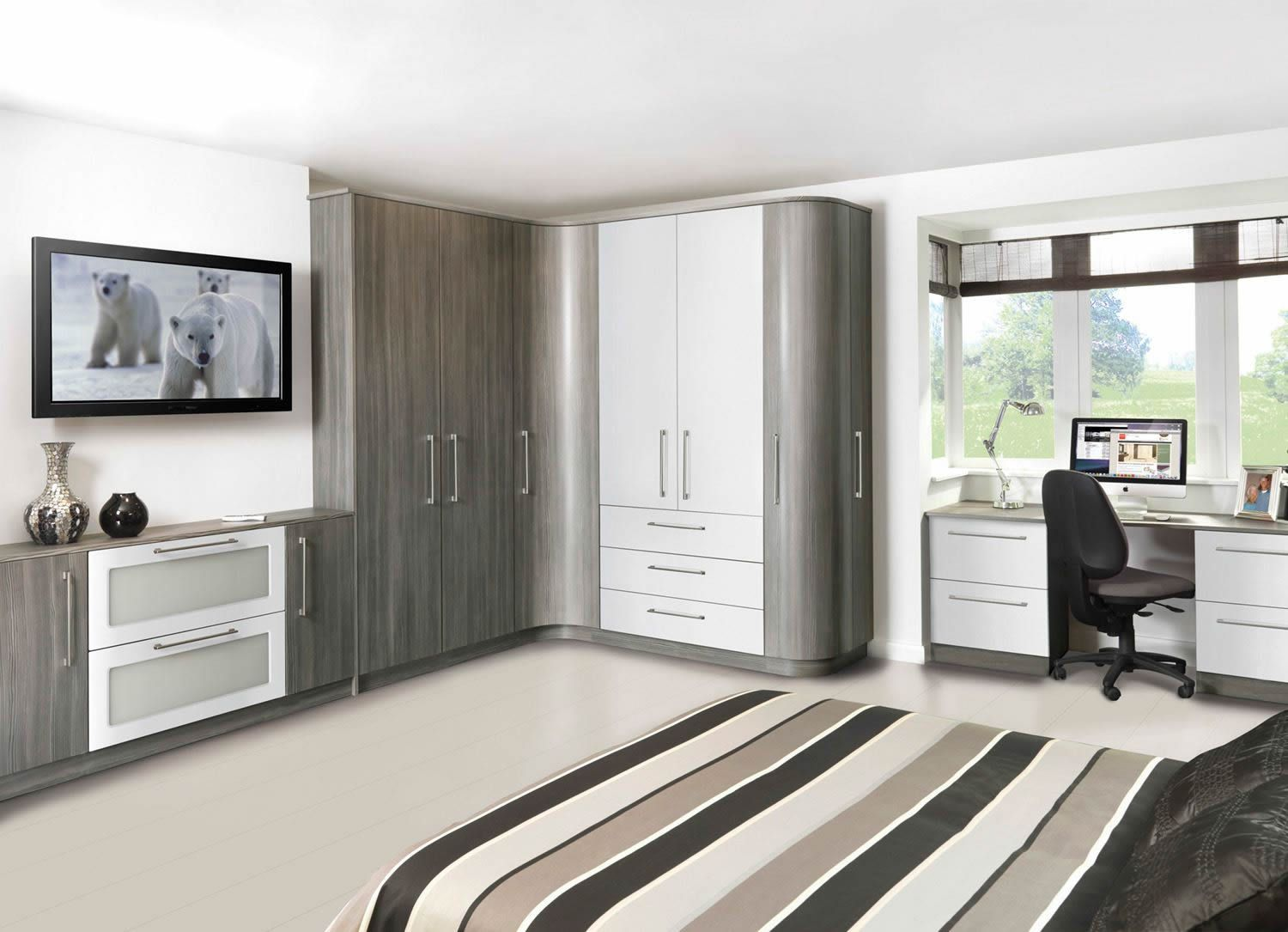 What Makes Bespoke Fitted Wardrobes Special ?  Fitted bedrooms