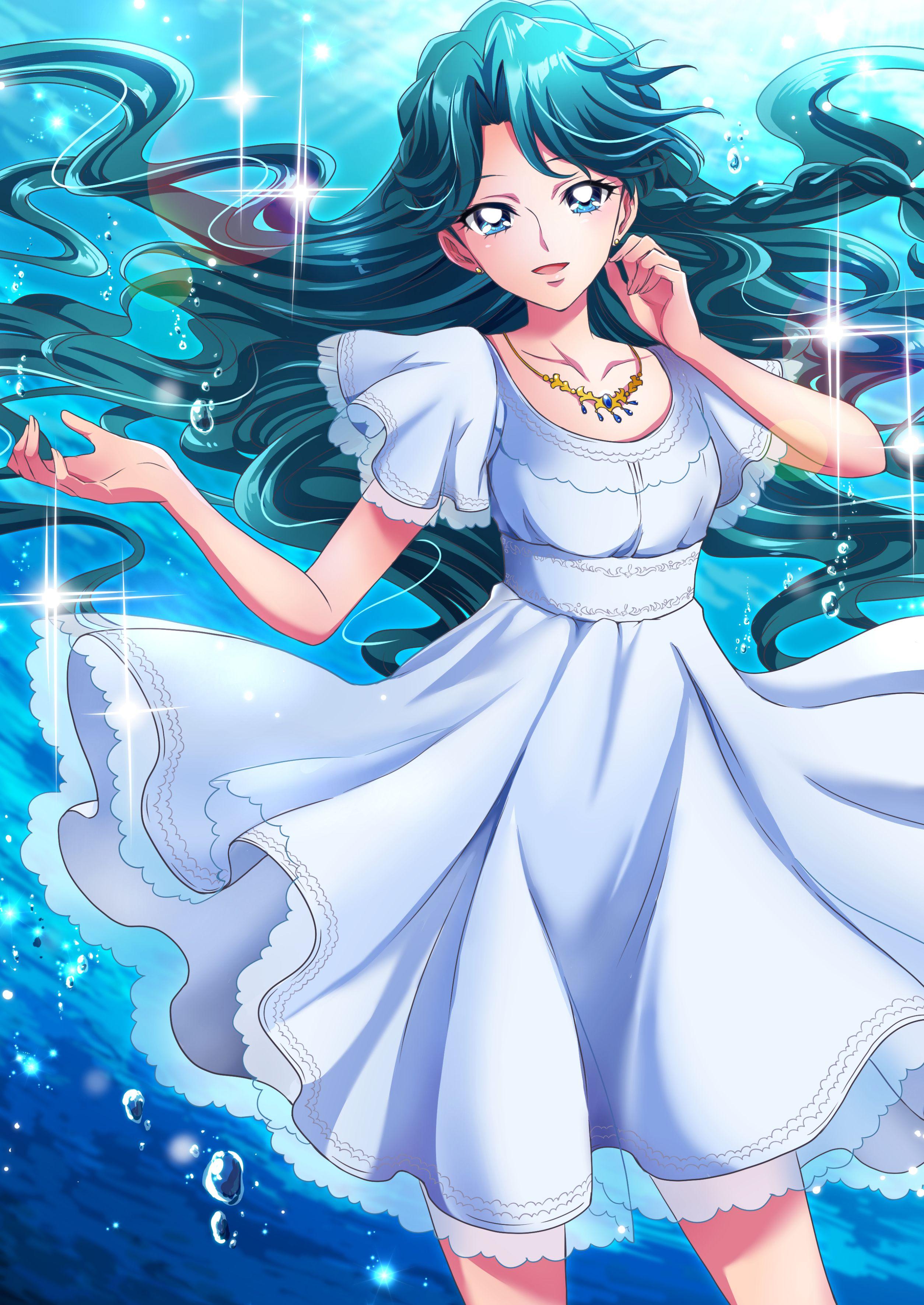 sharumon go princess precure kaidou minami かわいいアニメガール プリキュア イラスト かわいい アニメの女の子