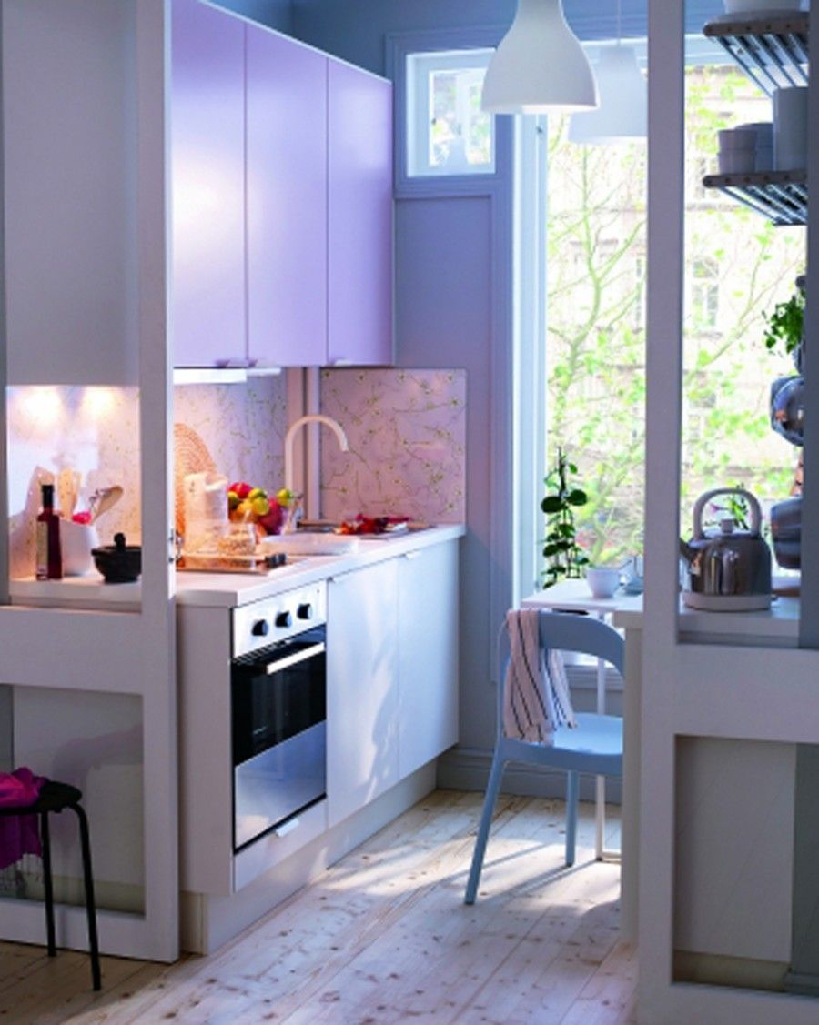 Ikea Ideas For Small Kitchens Part - 17: Small Kitchen Design Ideas