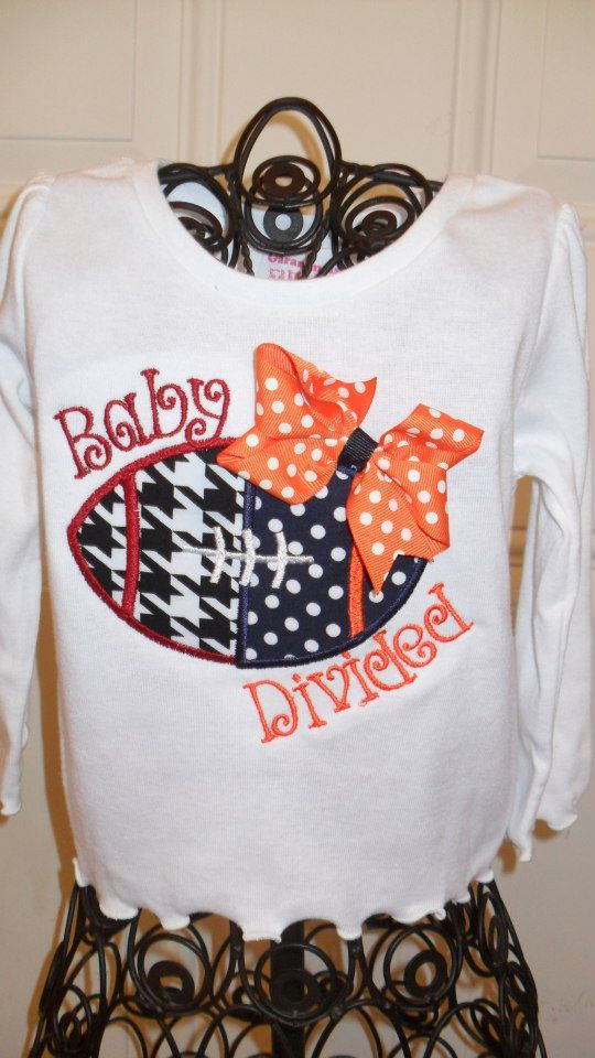Alabama For Nanny Auburn For Daddy House Divided