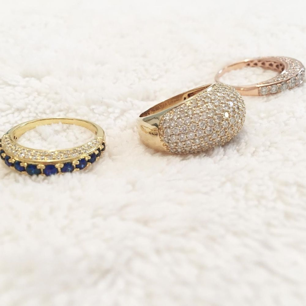 Stacy Nolan Is A Fine Jewelry Designer To Know Gold rings
