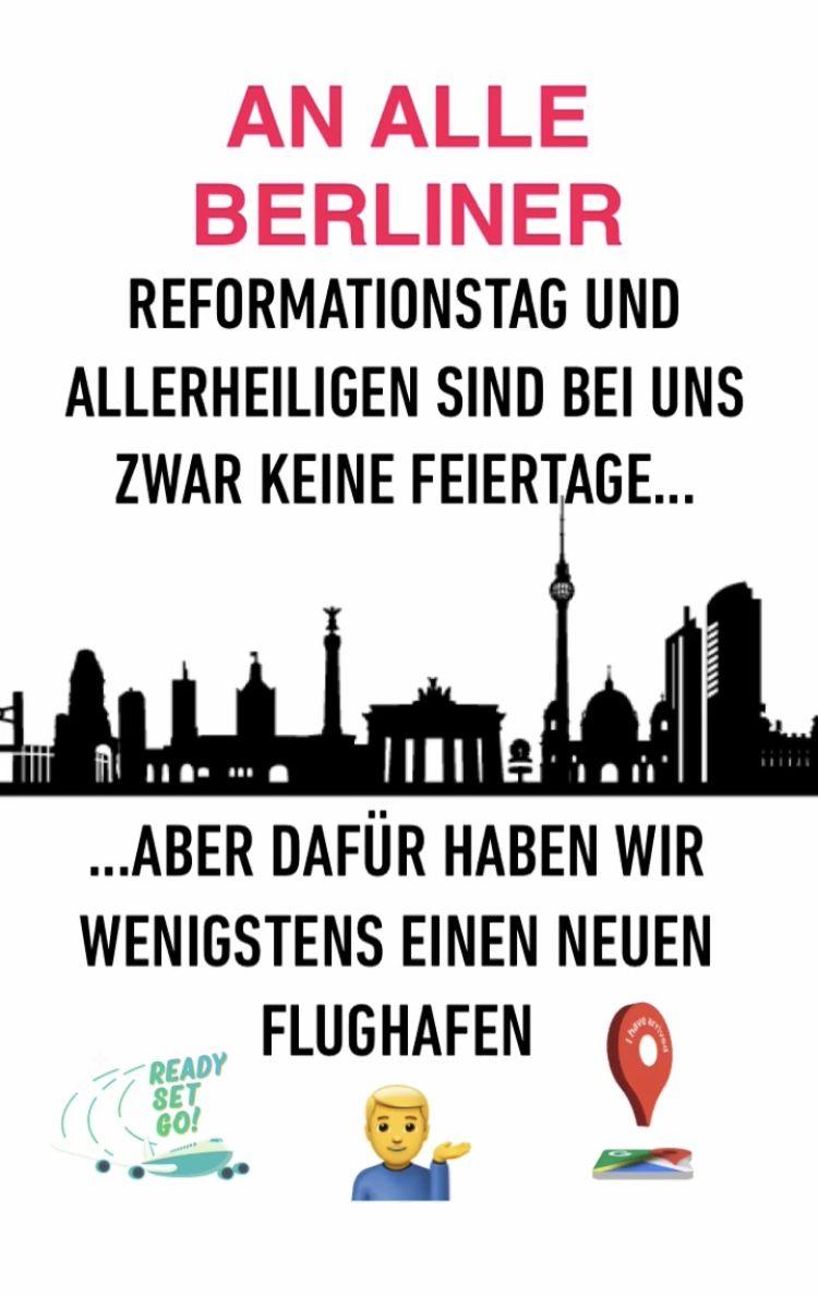 Allerheiligen Feiertag Berlin