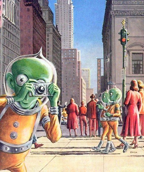 Turismo alienígena