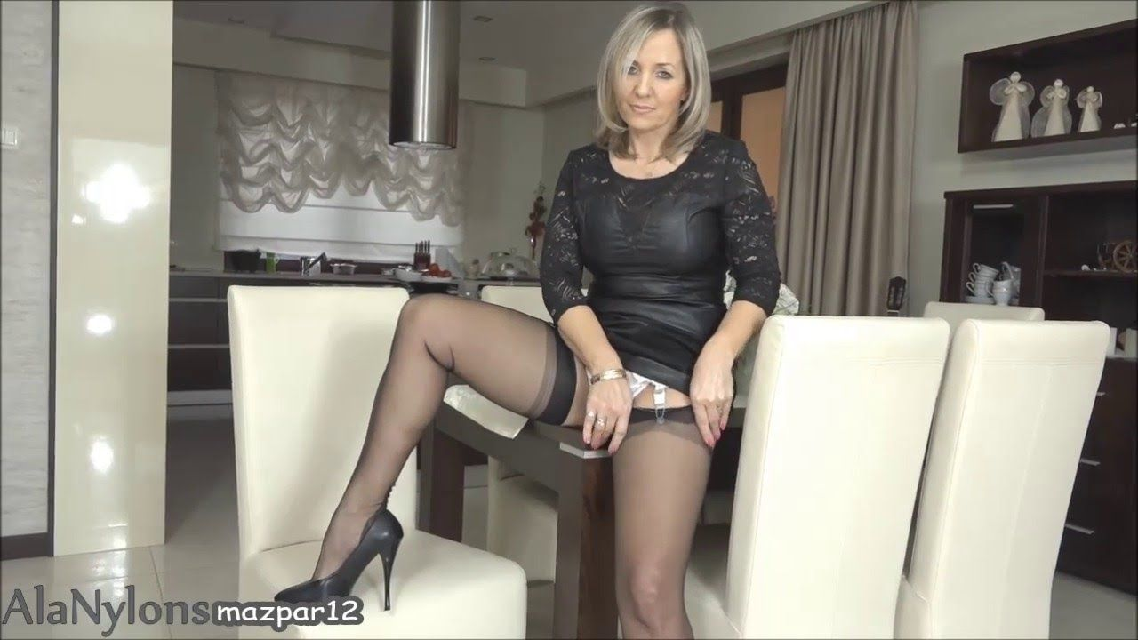 Pantyhose tights you tube the