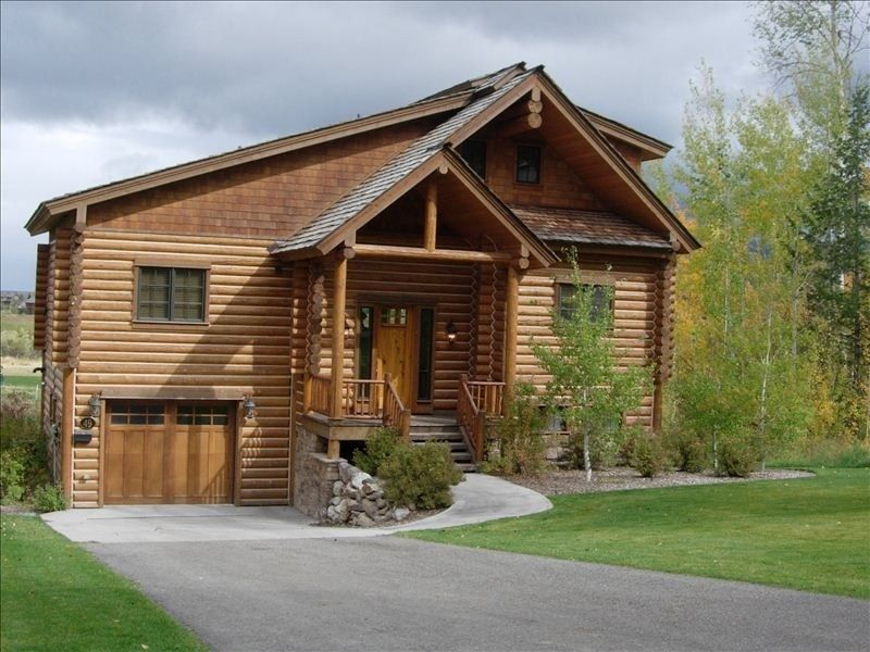 Teton Springs Cabin Backing Up To Targhee National Forest Victor Cabin Tetons Vacation Books