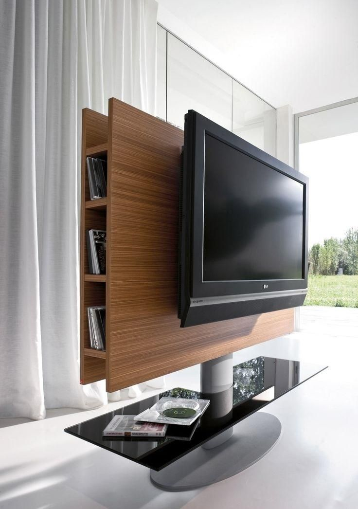 Amazing Creative And Modern TV Wall Mount Ideas For Your Room | Lcd Tv Stand, Tv  Stands And Tv Corner Wall Mount