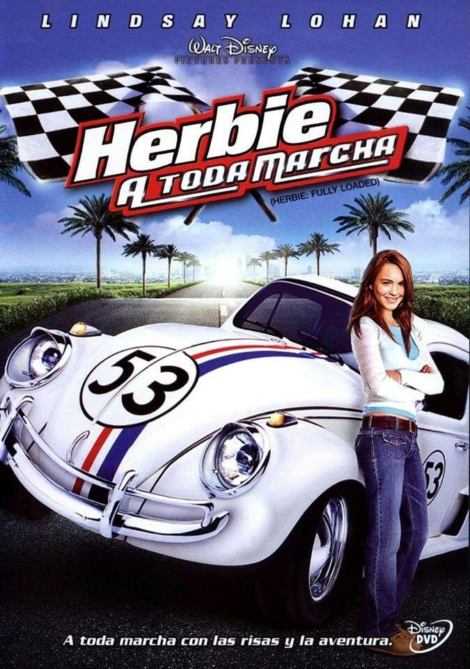 Herbie A Toda Marcha Com Imagens Lindsay Lohan Filmes Dvd