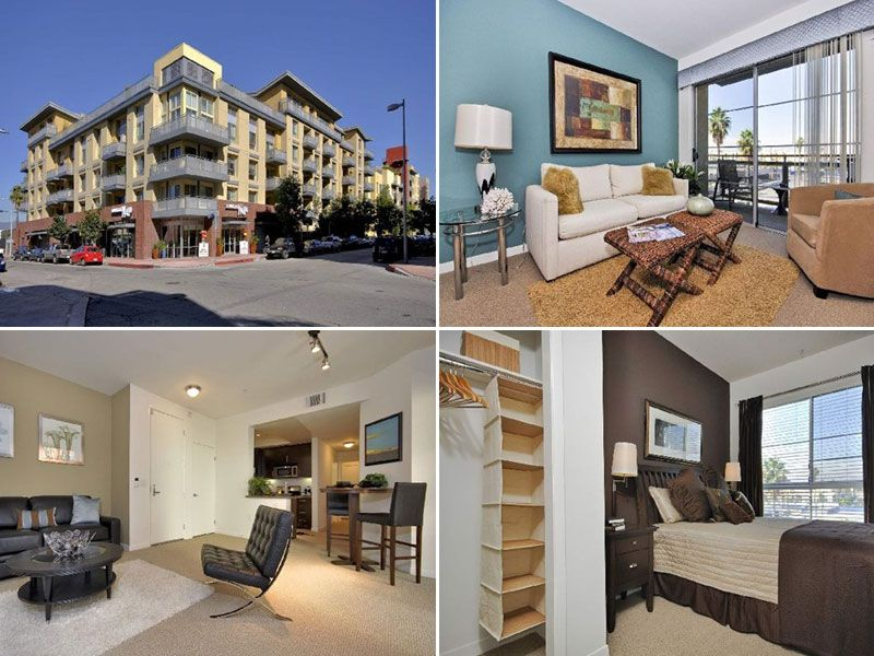 Here S What Under 1 500 Month Can Get You In Los Angeles Right Now Los Angeles Apartments Apartments For Rent Downtown Apartment