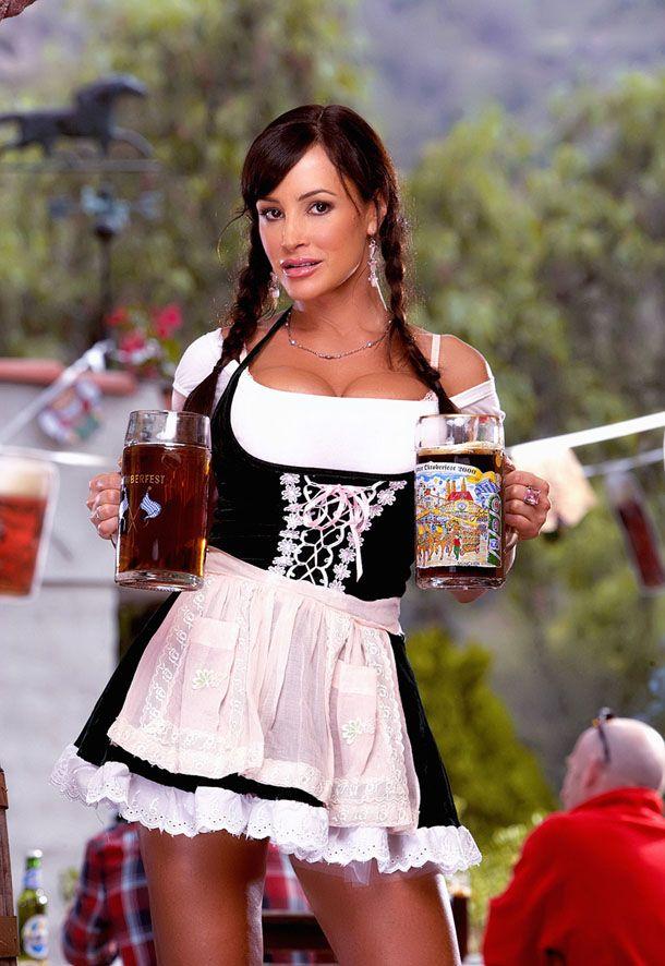 Free german porn hot german bartenders fucked hard in these wet beer fuck fest