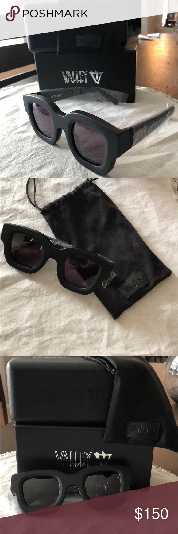 04447277e27 Valley eyewear- warship- black matt Bought less than two months ago ...