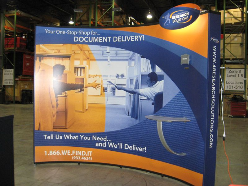 trade show booth design examples - Trade Show Booth Design Ideas