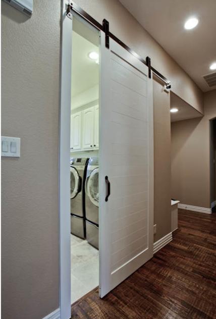 Basement Room Door Ideas: Laundry Room Doors, Home Renovation