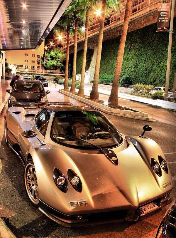 Cool Cars Luxury Pagani Honda Sophisticated Luxury Blog - Cool cars blog