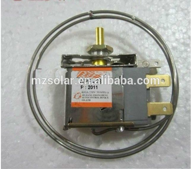 Bi Metal Thermostat For 12 Volt Fridge Refrigerator With Images Double Door Refrigerator Refrigerator Parts Refrigerator Fridge