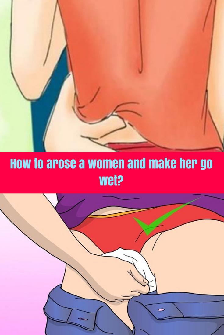 how to get her wet