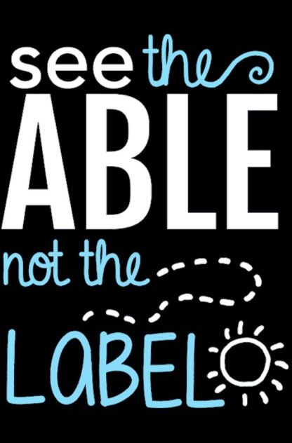 Disability Quotes Autism Awareness  Random Stuff  Pinterest  Autism Disability .