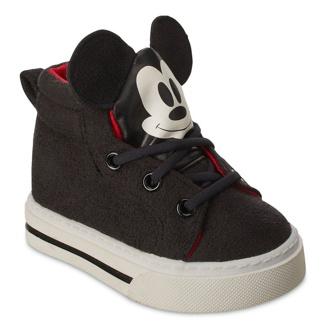 Toddler boy shoes, Mickey mouse shoes