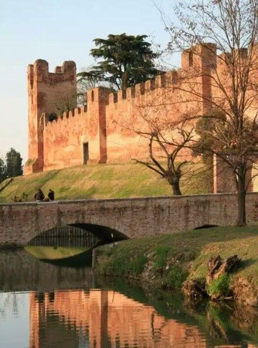Treviso Castelfranco Foto di viaggio, Paesaggi