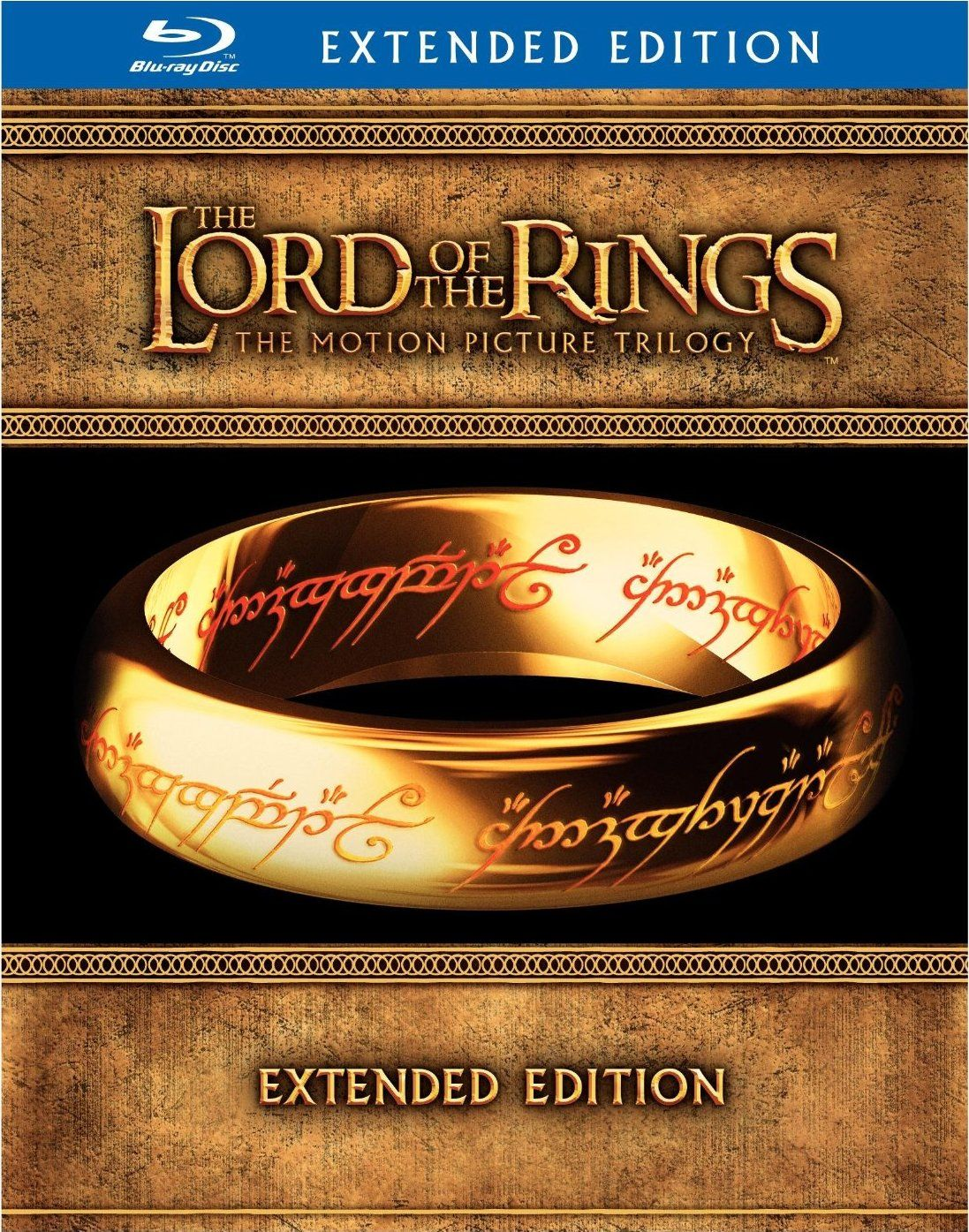 Visualize The Hobbit Win Giant Lord Of The Rings Blu Ray Box Lord Of The Rings The Two Towers The Hobbit