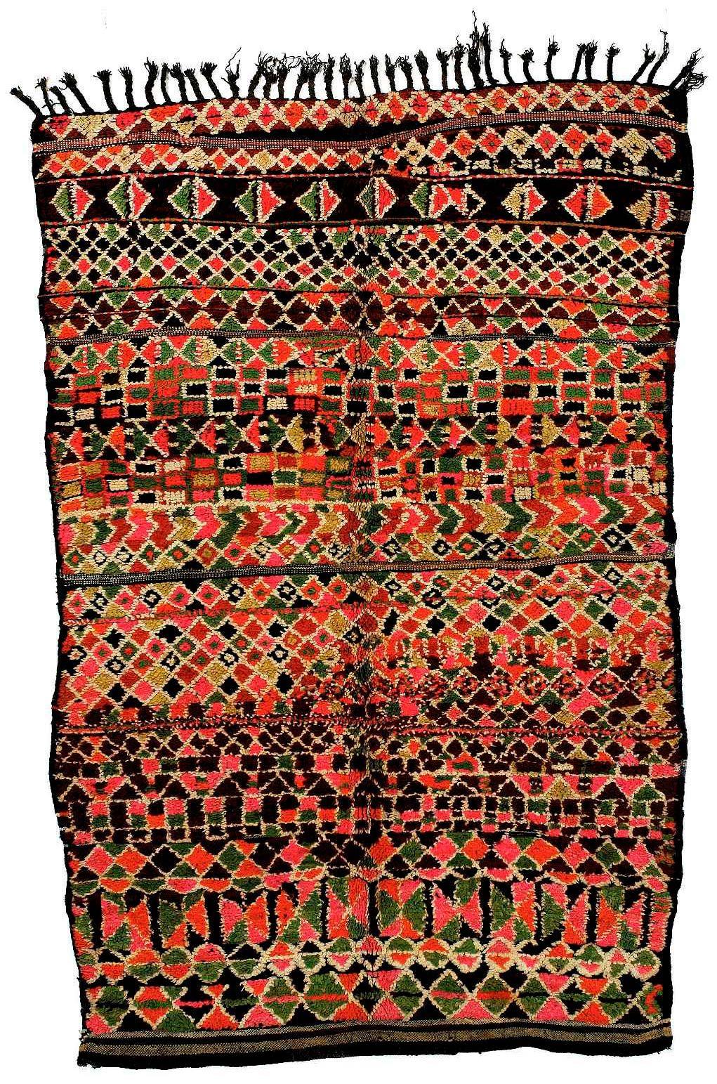 Marokkanische Teppiche Aus Der Sammlung Adam Ausstellung Die Farben Des Lichts Marokkanische Teppiche Teppich Marokkanischer Teppich