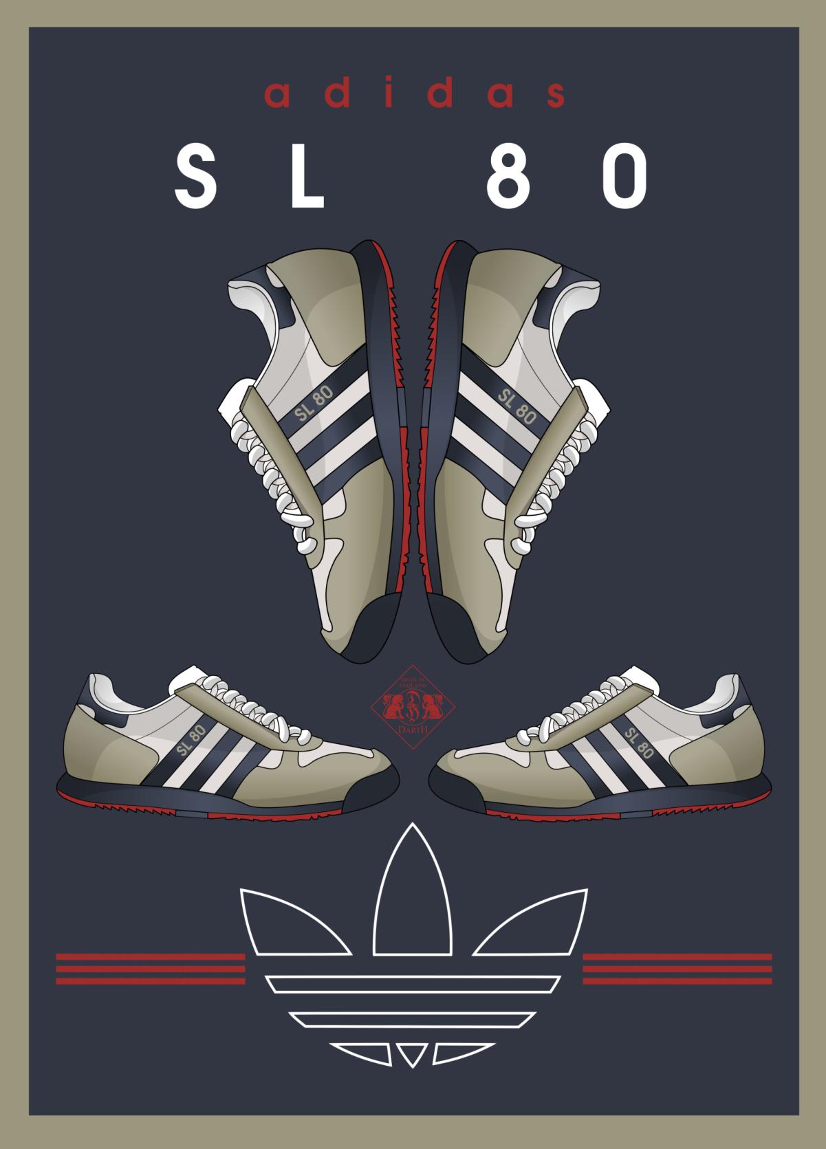 Pin Oleh Yan Koptu Di Adidas Wallpaper Sepatu Desain