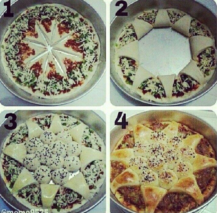تشكيل البيتزا 1 Yummy Food Food And Drink Food