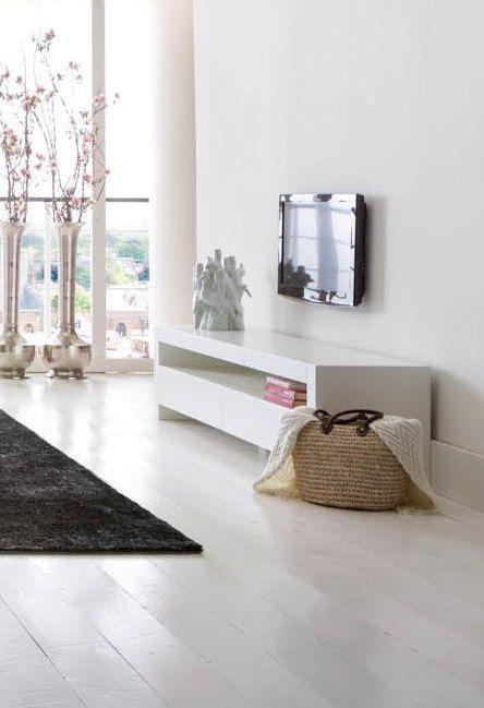 Tv-dressoir Belleville, een mooie toevoeging aan uw woonkamer, in ...