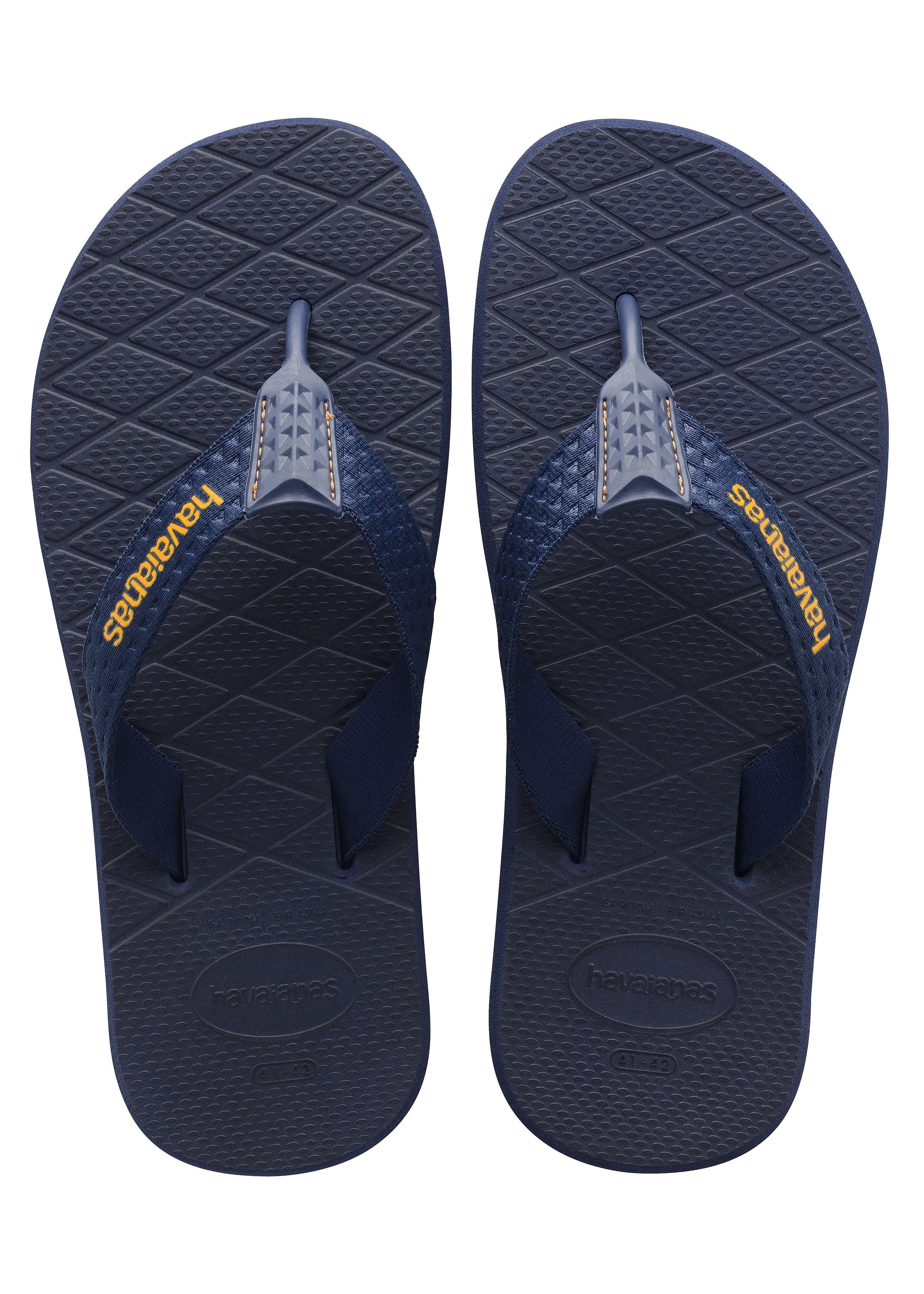 professionnel de premier plan beau look style actuel Havaianas Level Sandal Navy Blue | SAVATES | Chaussure