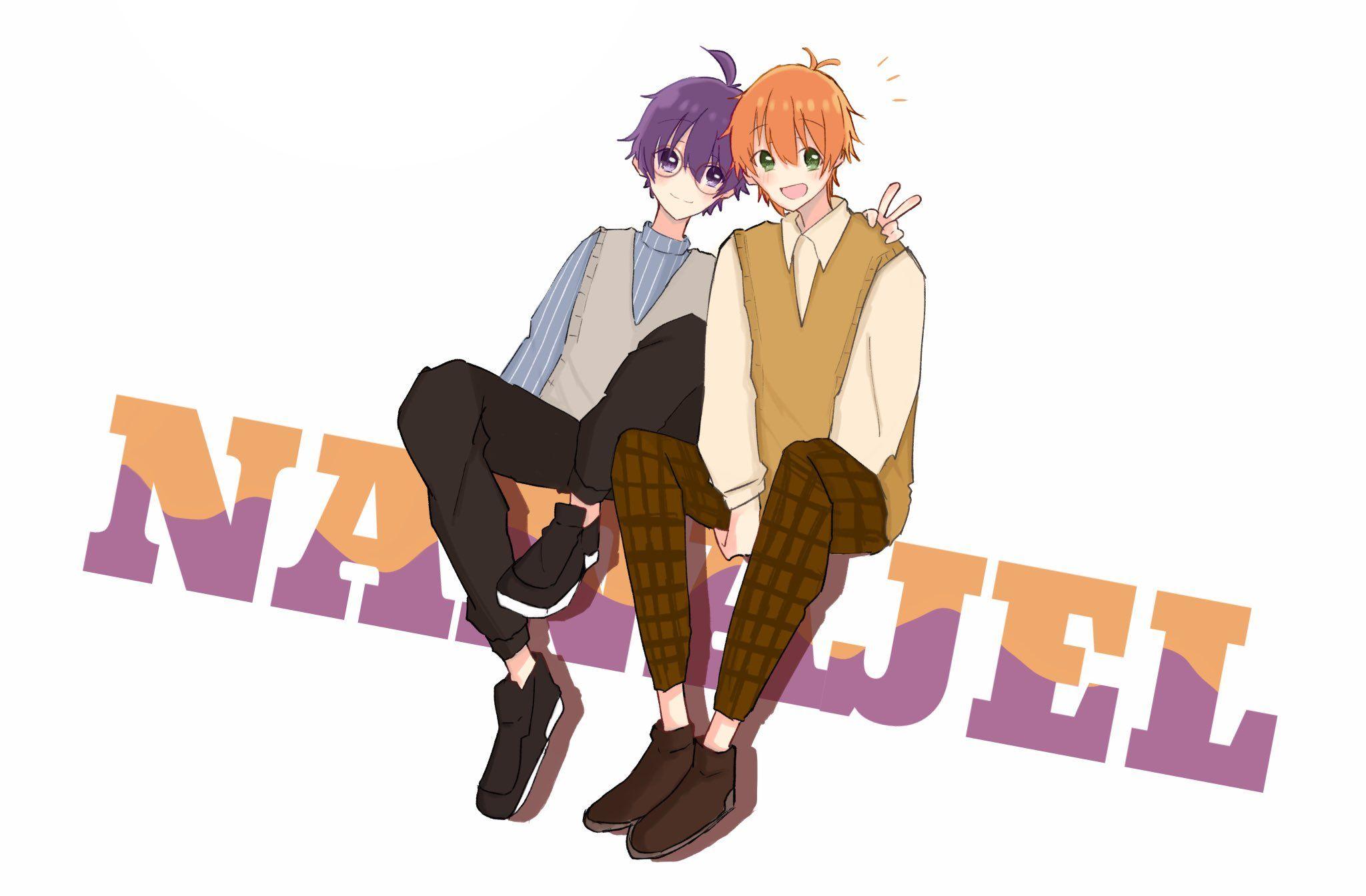 こう on twitter kawaii anime anime anime guys