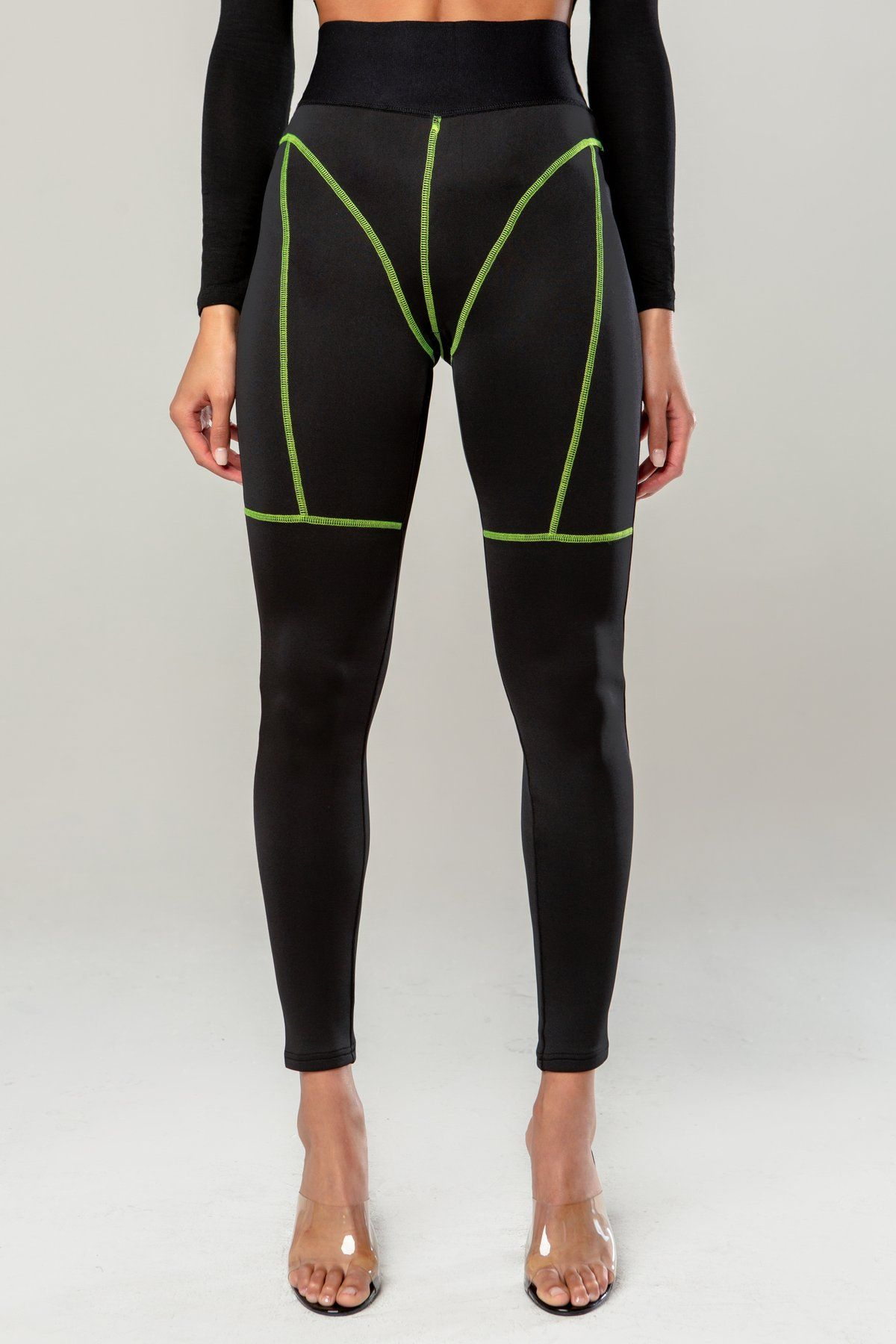 These leggings will flaunt your figure in all of the right