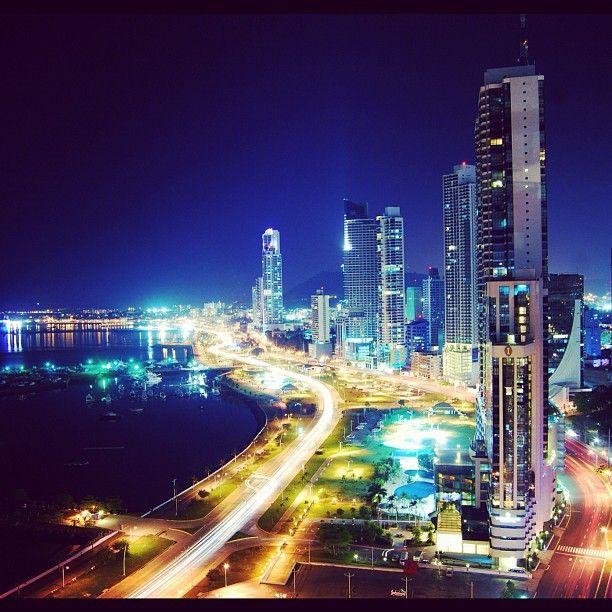 Panama, el Hub de las Américas de #copaairlines