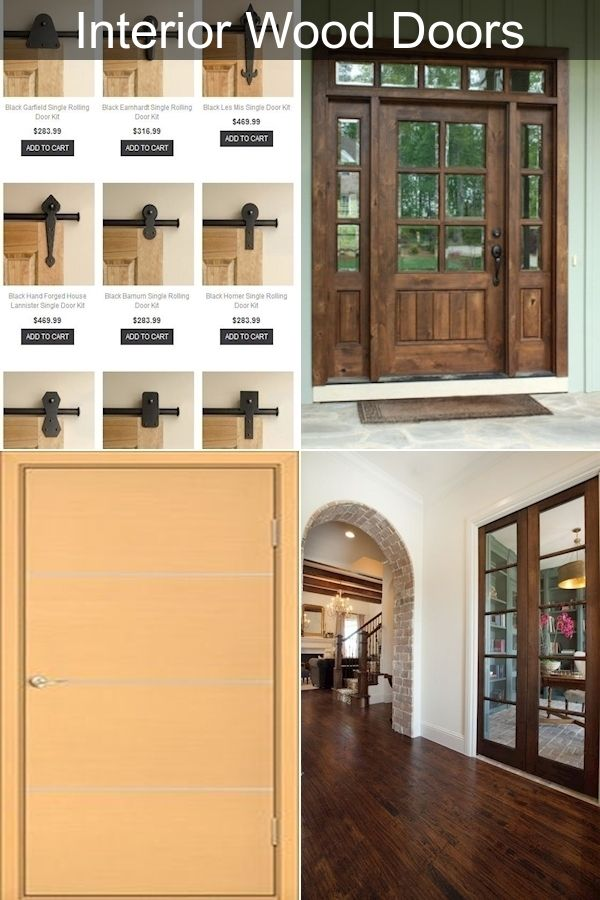 Pin On Doors And Barn Doors
