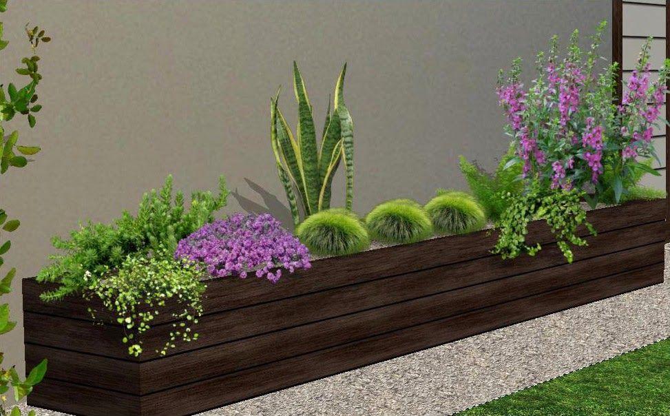 Arreglos para jardineras dise o de jardines 3d foto 3 for Diseno de jardines y exteriores 3d