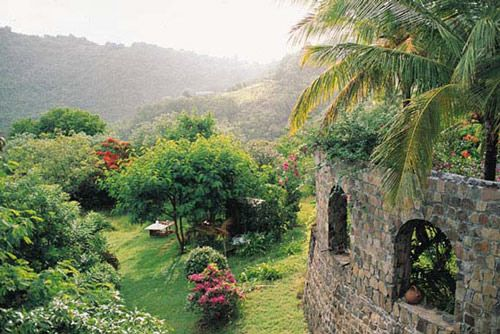 Old Fort Estates ~ Bequia....been there : )