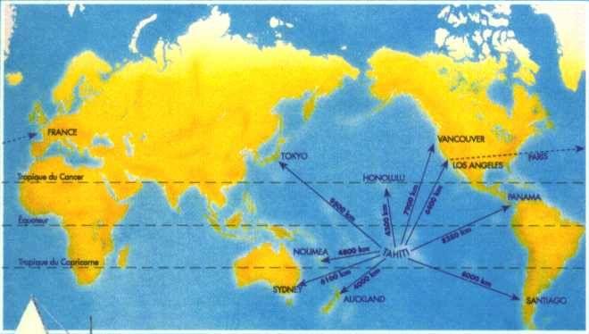bora bora map 660—374 Bora Bora Pinterest
