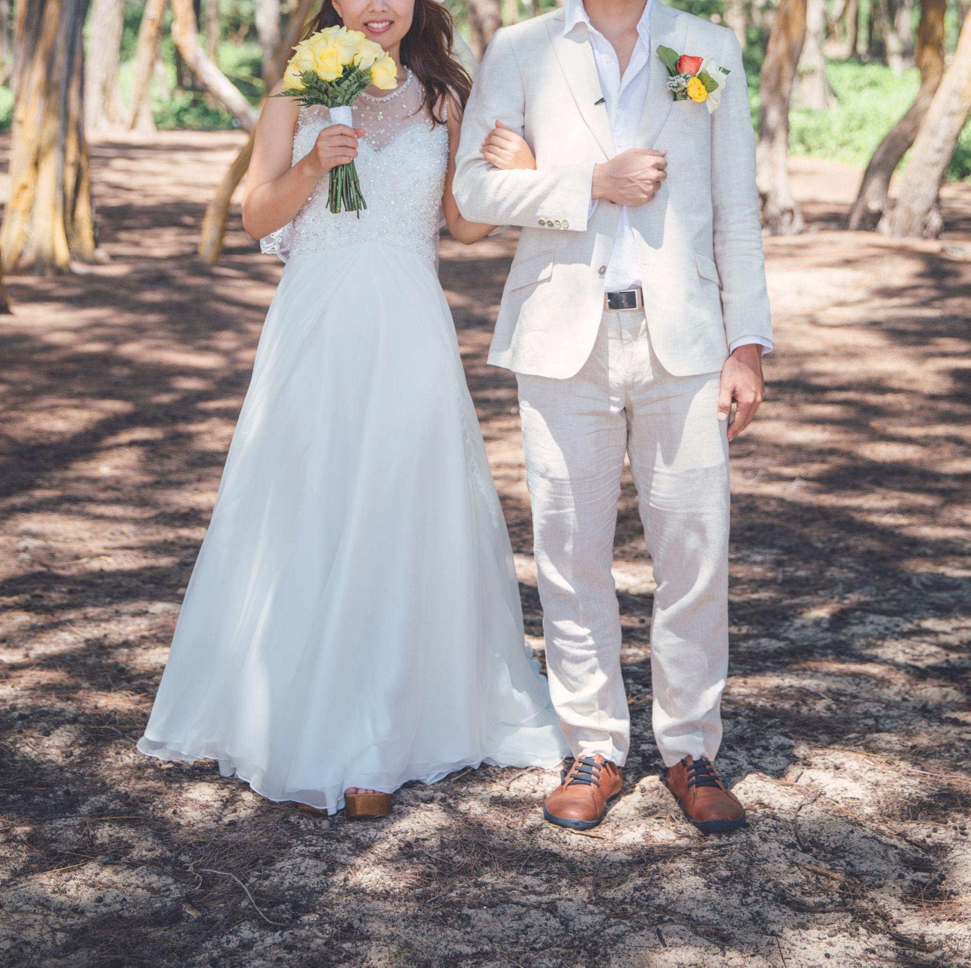 二人だけの特別な時間を ハワイ好き ハワイだからこその 絶景の自然に囲まれたロケーションは最高です ハワイプレ花嫁 ハワイ結婚式準備 ハワイ結婚式撮影 プレプレ花嫁 ハワ ハワイ