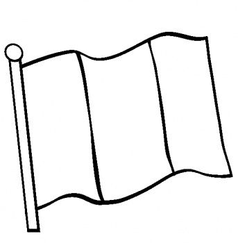 Italy Flag Colouring Page 1 Flag Coloring Pages Ireland Flag