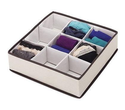 Multi Compartment Dresser Organizer Dorm Room Useful Items