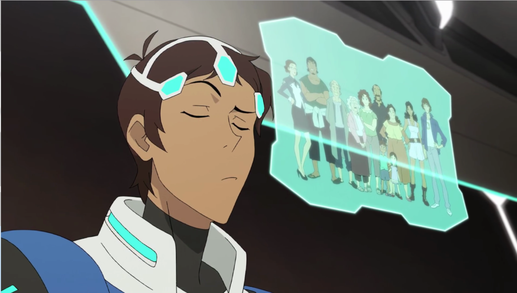 Lance's Thoughts Of His Family From Voltron Legendary