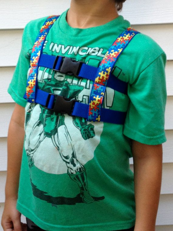 Special Needs Harness Special needs kids, Autistic