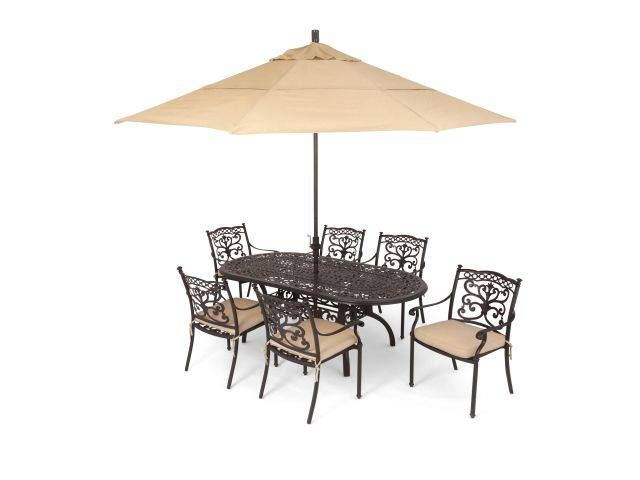 Milan 5 Pc Cast Aluminum Dining Set Fortunoff Backyard Store Flooring Sale Outdoor Chaise Lounge Patio