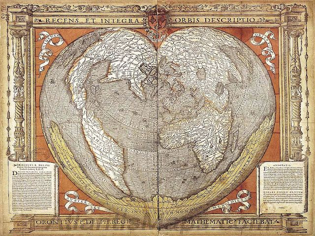 cartography maps
