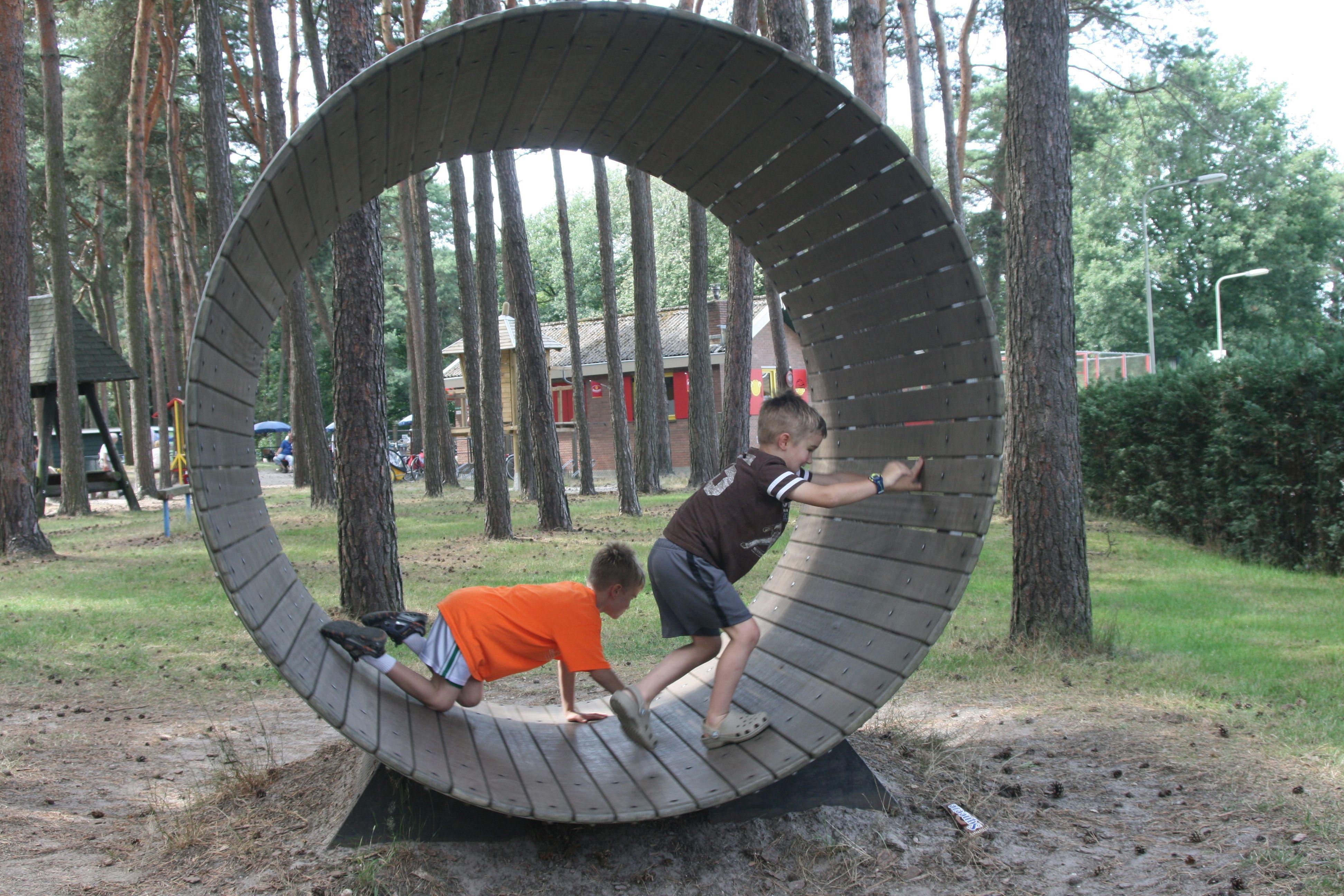 hamster wheel playgrounds Outdoor playground, Kids