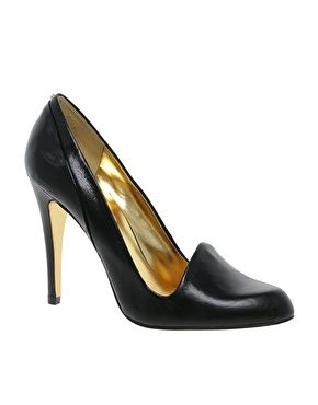 Ted Baker Kelmat Leather Court Shoes
