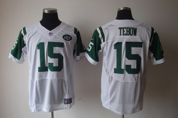 quality design fe01e aebbd $20.00 Nike NFL Jerseys Denver Broncos Tim Tebow #15 White ...