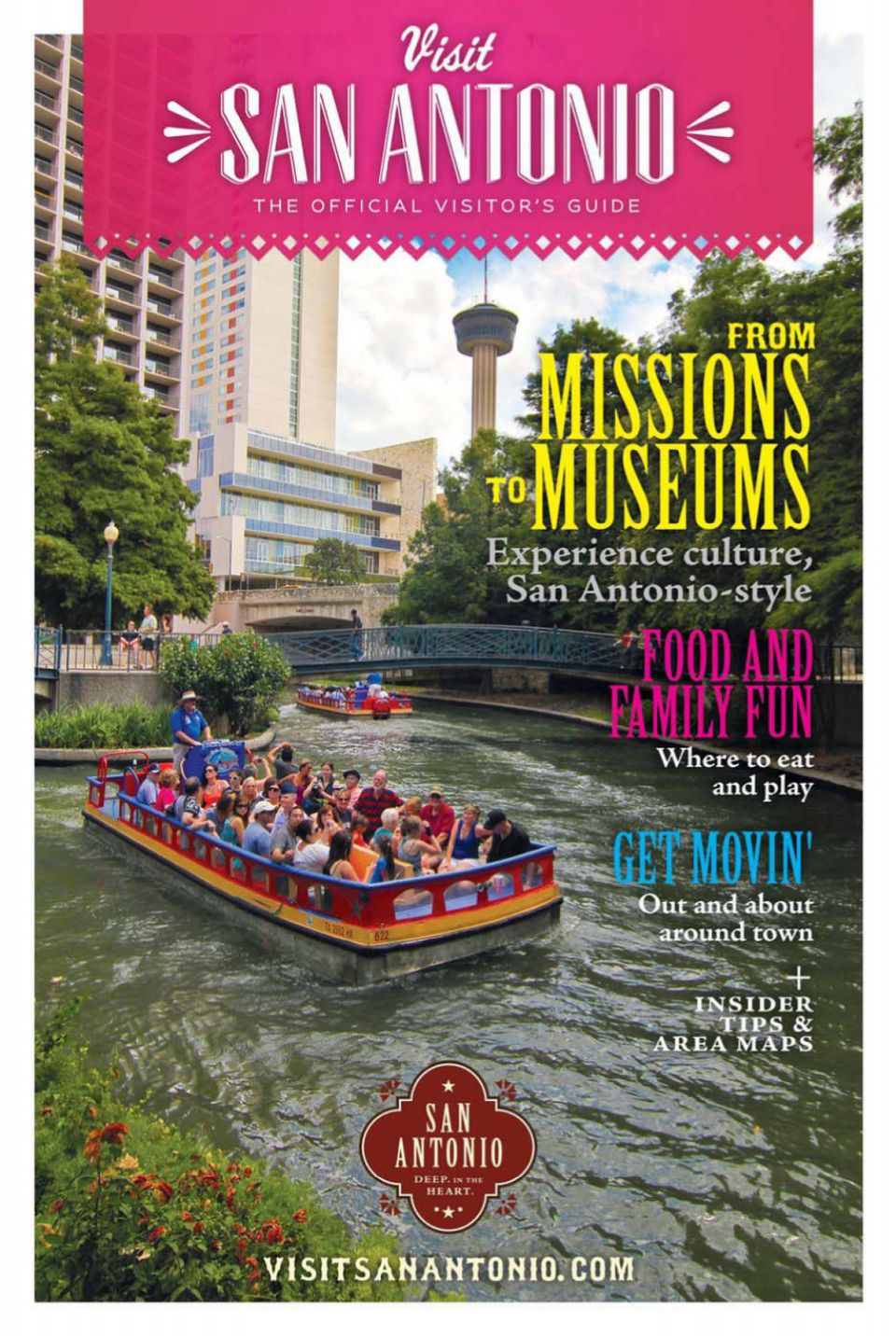 Download your free san antonio visitors guide family fun download your free san antonio visitors guide publicscrutiny Images