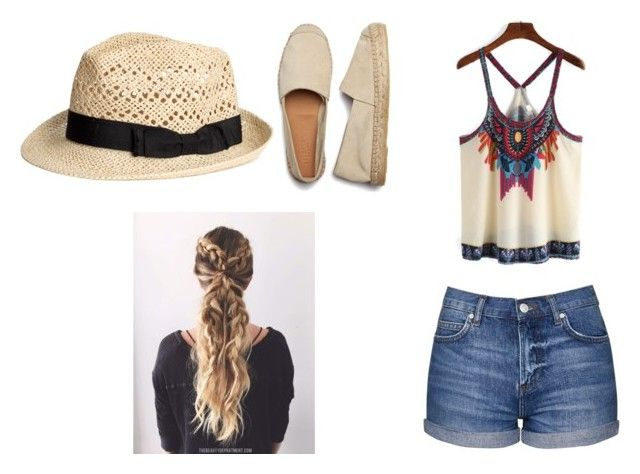 """""""indie 1"""" by mathildepl07 on Polyvore featuring mode et Topshop"""