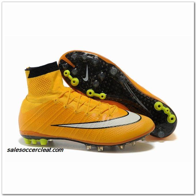 reputable site 28816 464f9 ... hot spain nike mercurial superfly iv ag artificial grass yellow 103.98  063bf 35b34 0e8cc a6d21